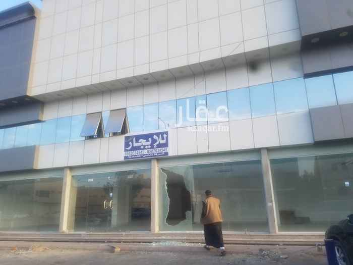 محل للإيجار في شارع احمد بن رشيد ، حي الخليج ، الرياض ، الرياض