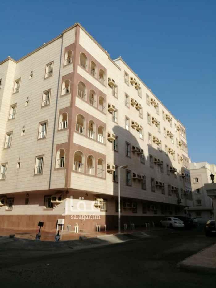 شقة للبيع في شارع ابن الزربعوي ، حي المروة ، جدة ، جدة