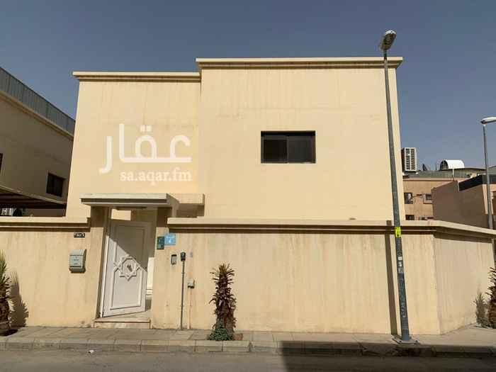 فيلا للإيجار في شارع محمد الكوفي ، حي السليمانية ، الرياض ، الرياض