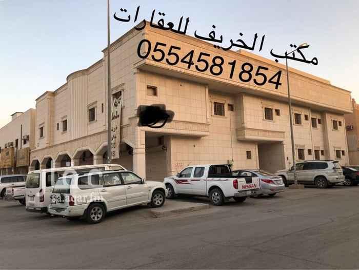 عمارة للإيجار في طريق عبدالرحمن بن عوف ، حي السلام ، الرياض