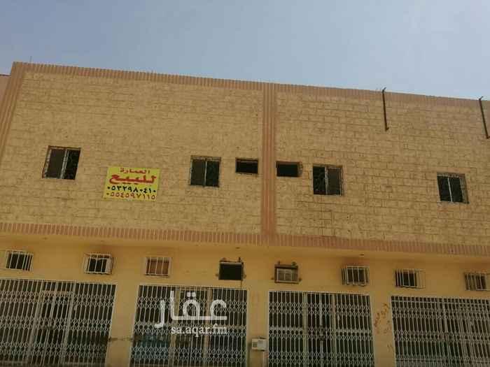 عمارة للبيع في شارع البشاري ، حي طويق ، الرياض ، الرياض