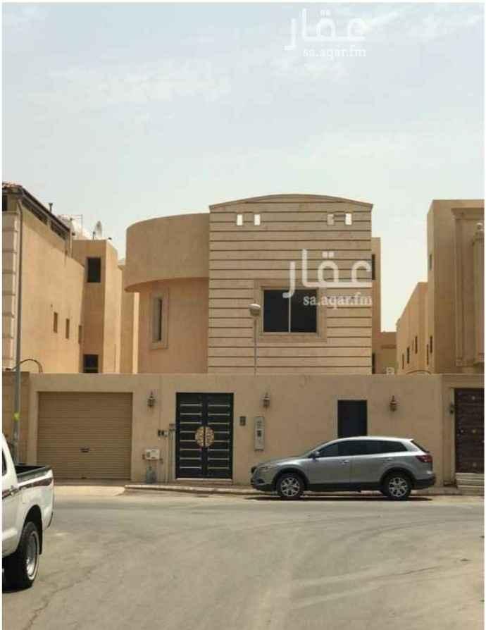 فيلا للبيع في شارع الوقف ، حي الصحافة ، الرياض ، الرياض