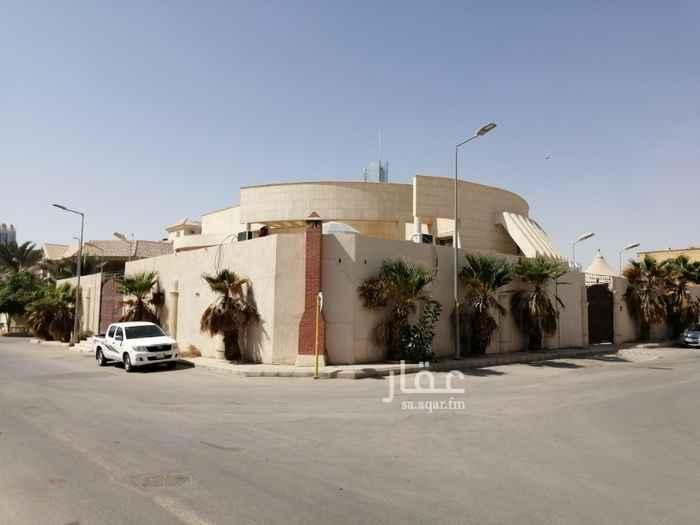 فيلا للبيع في شارع جبل براك ، حي الصحافة ، الرياض