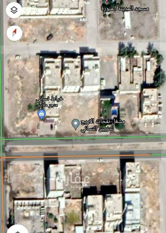 أرض للبيع في حي ، شارع حارثه بن الاضبط ، حي العارض ، الرياض ، الرياض