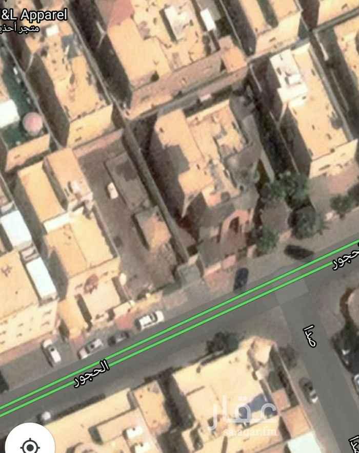 أرض للبيع في شارع الحجور ، حي النفل ، الرياض ، الرياض