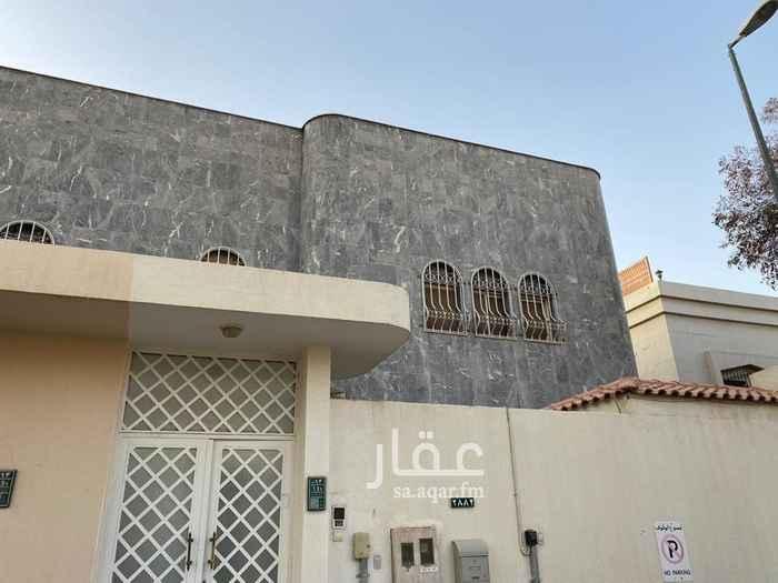 فيلا للبيع في شارع الشيحة ، حي الورود ، الرياض ، الرياض