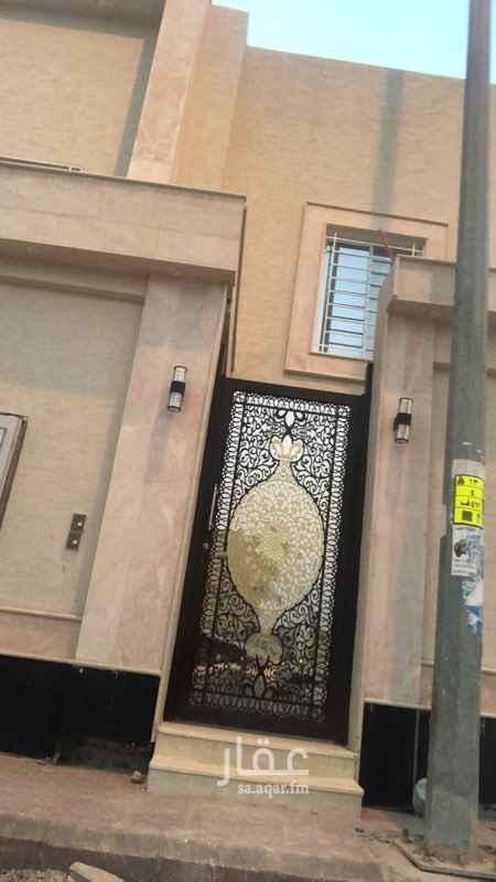 دور للإيجار في شارع وادي حقيل ، حي بدر ، الرياض ، الرياض