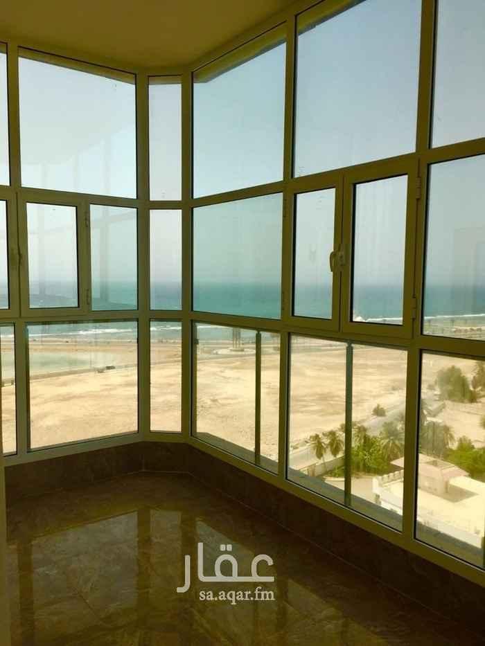 شقة للبيع في طريق الكورنيش ، حي الشاطئ ، جدة ، جدة
