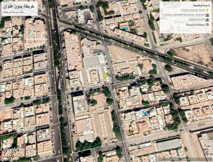 أرض للبيع في شارع روضة التنهاة ، حي الزهراء ، الرياض ، الرياض