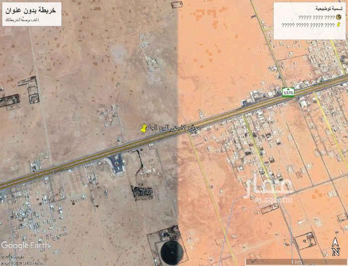 أرض للبيع في طريق مكة المكرمة ، القويعية