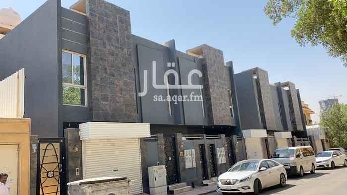 شقة للإيجار في شارع ابي الغنائم علي بن محمد ، حي العليا ، الرياض ، الرياض