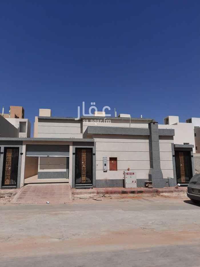 فيلا للبيع في شارع عمر بن ابي بكر ، حي عكاظ ، الرياض
