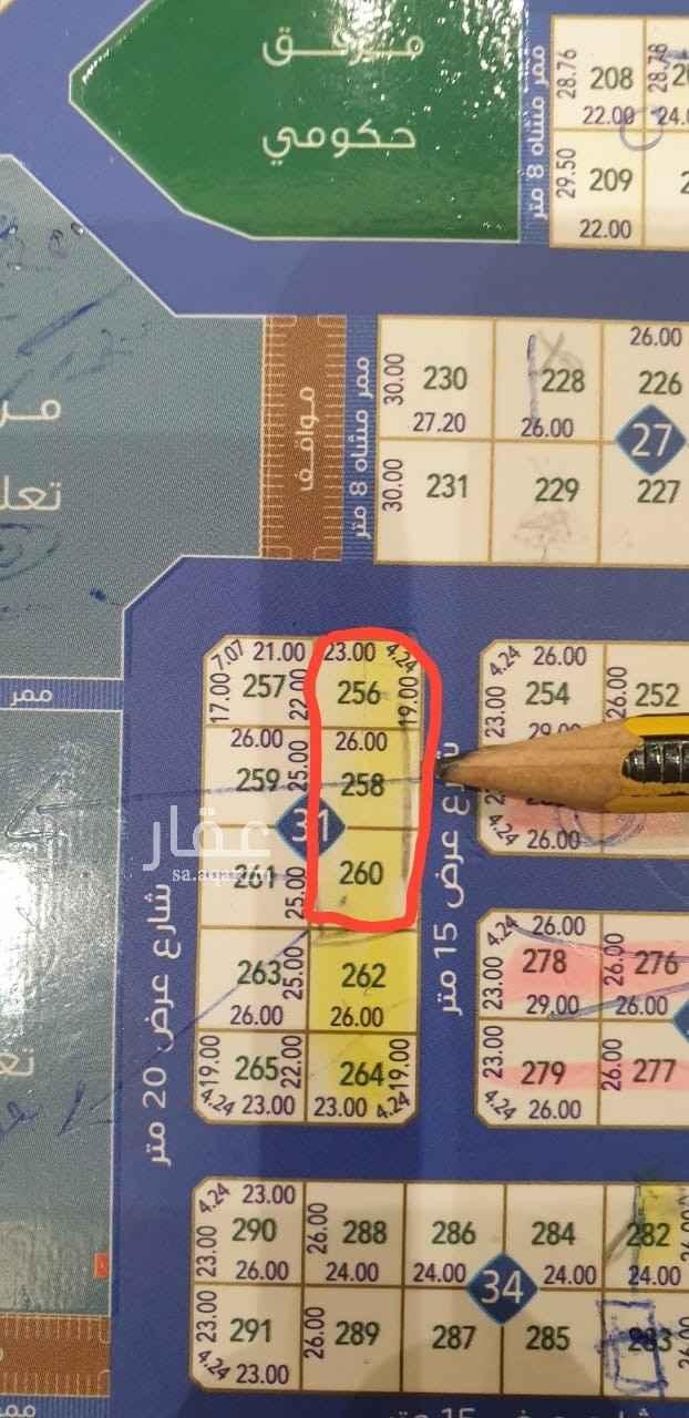 أرض للبيع في طريق الملك فهد الفرعي ، حي القيروان ، الرياض ، الرياض