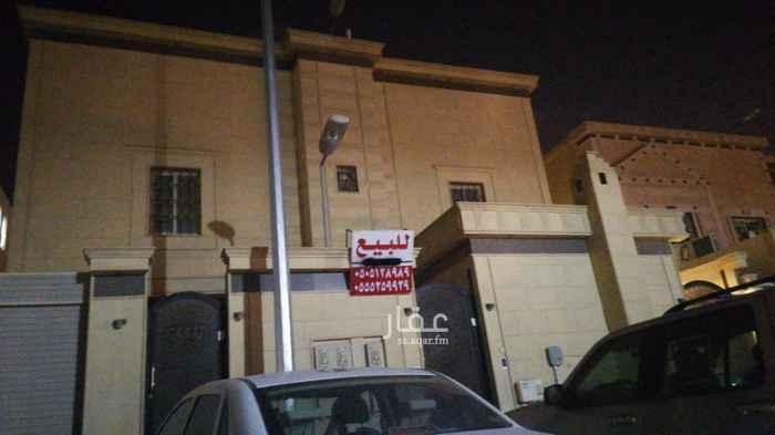 فيلا للبيع في شارع بللحمر ، حي ظهرة لبن ، الرياض ، الرياض