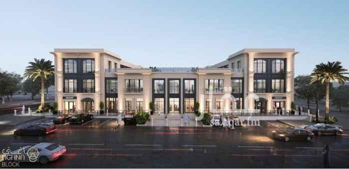 محل للإيجار في طريق الأمير تركي بن عبدالعزيز الأول ، حي الملقا ، الرياض ، الرياض