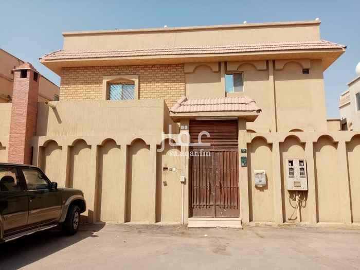 دور للإيجار في طريق ابو عبيدة عامر بن الجراح ، حي السعادة ، الرياض ، الرياض