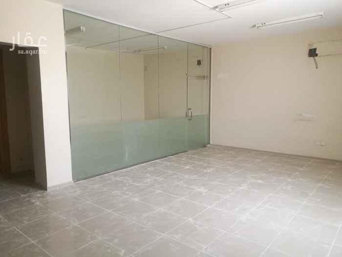 مكتب تجاري للإيجار في طريق الامير سعد بن عبدالرحمن الاول الفرعي ، حي السعادة ، الرياض ، الرياض