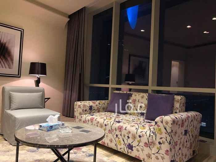 شقة للإيجار في طريق العروبة ، حي العليا ، الرياض