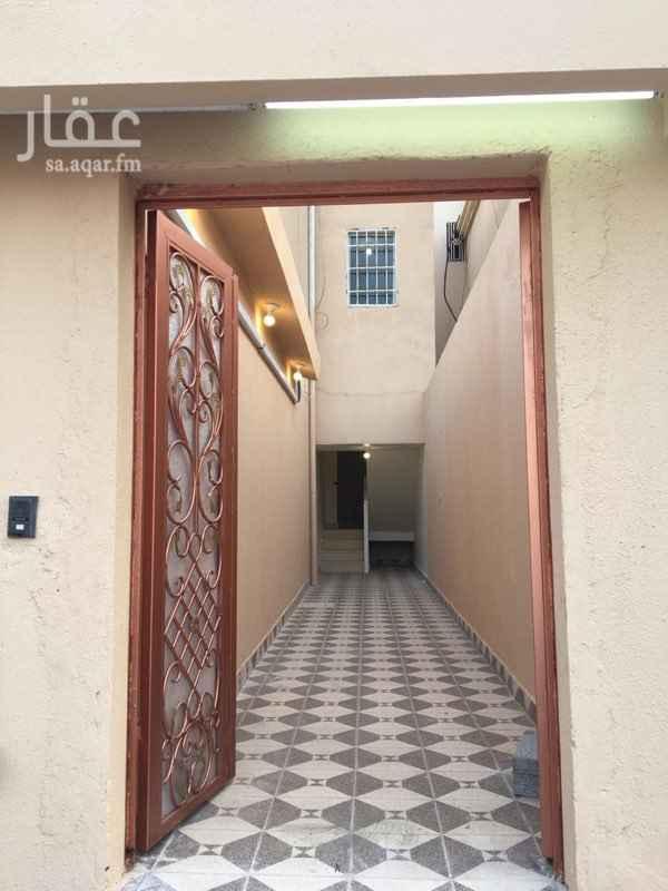 دور للإيجار في شارع بكر المزني ، حي الملك فيصل ، الرياض ، الرياض