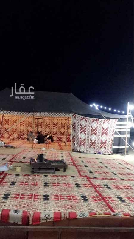 مخيم للإيجار في حي الفلاح ، جدة
