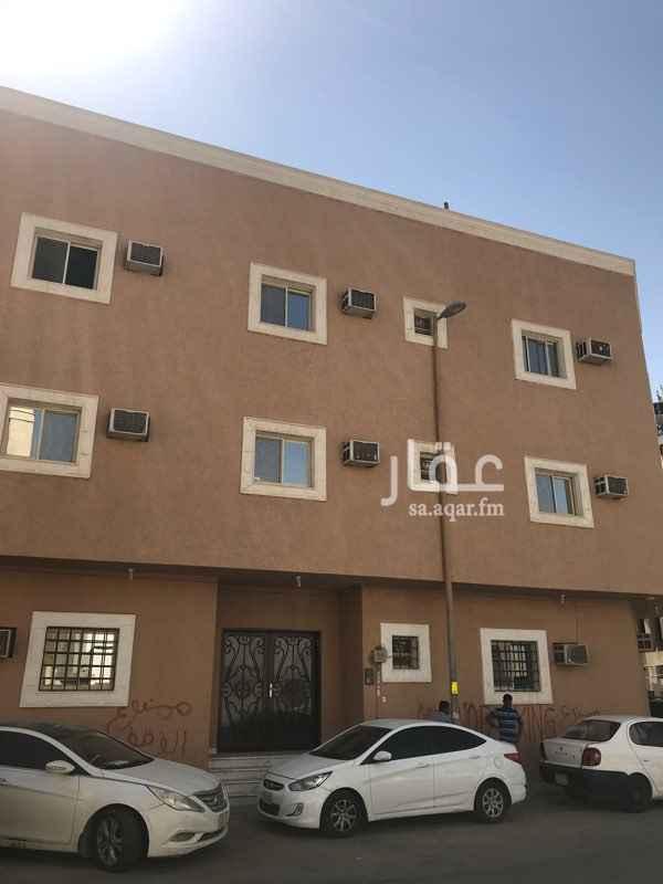 شقة للإيجار في شارع الحارث الطائي ، حي الملز ، الرياض