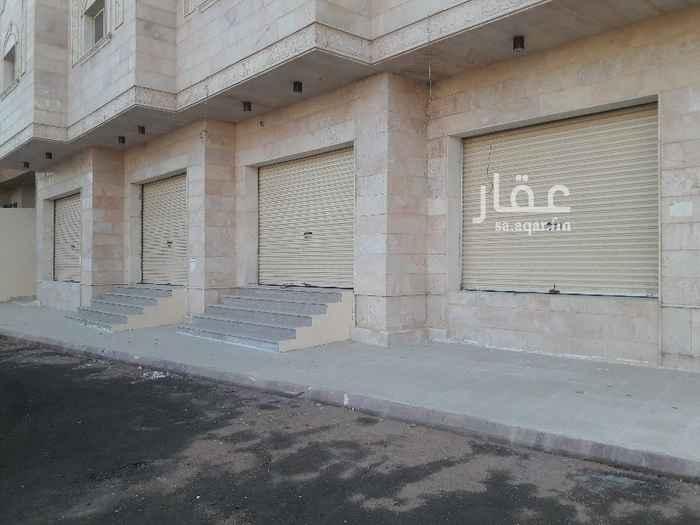 محل للإيجار في شارع الحكم بن مرة ، حي ابو بريقاء ، المدينة المنورة ، المدينة المنورة