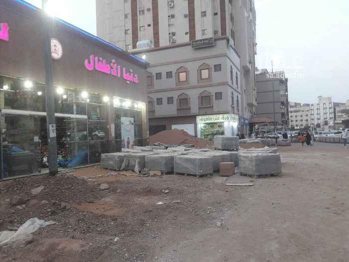 مكتب تجاري للإيجار في شارع قباء النازل ، حي الجمعة ، المدينة المنورة ، المدينة المنورة