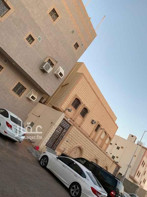 شقة للإيجار في شارع عمارة بن اوس بن غنم ، حي الرانوناء ، المدينة المنورة ، المدينة المنورة
