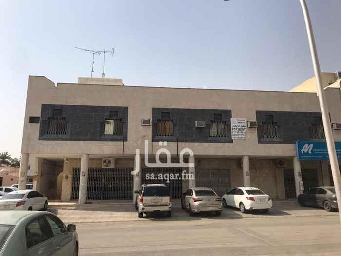 شقة للإيجار في شارع القيرواني ، حي الملز ، الرياض ، الرياض
