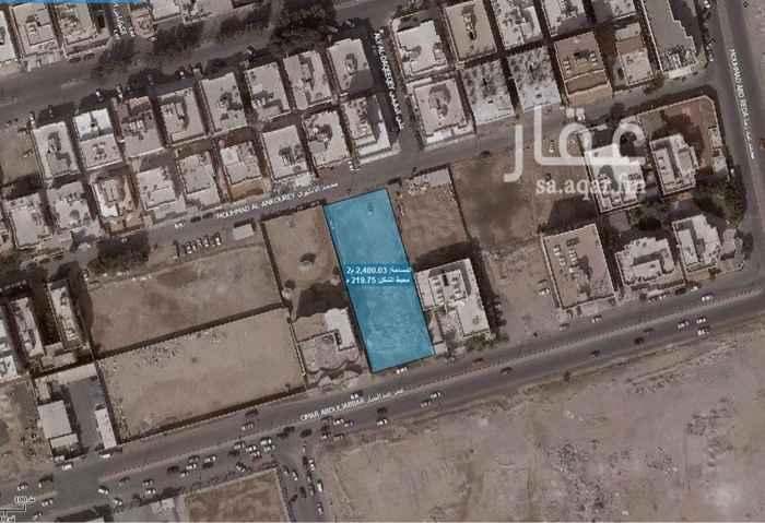 أرض للبيع في شارع عمر عبدالجبار ، حي السلامة ، جدة