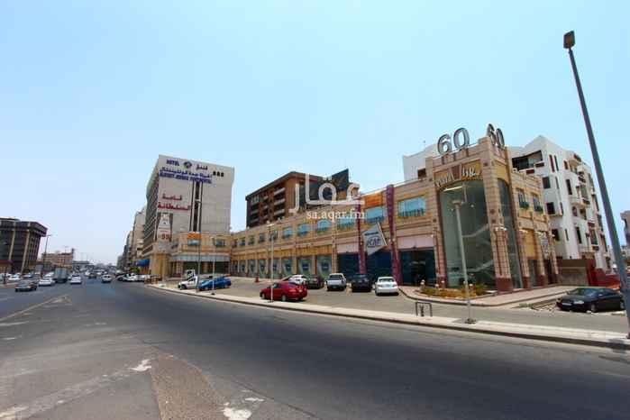محل للإيجار في طريق الملك فهد ، حي الشرفية ، جدة