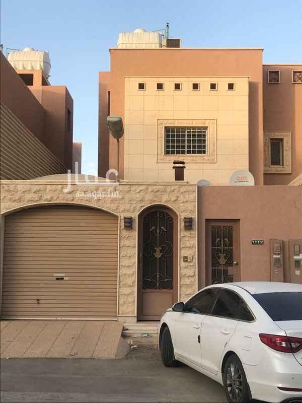 دور للإيجار في شارع الحجل ، حي الملقا ، الرياض ، الرياض