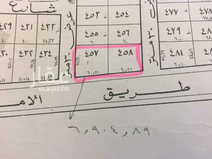 أرض للبيع في طريق الإمام عبدالله بن سعود بن عبدالعزيز, القادسية, الرياض