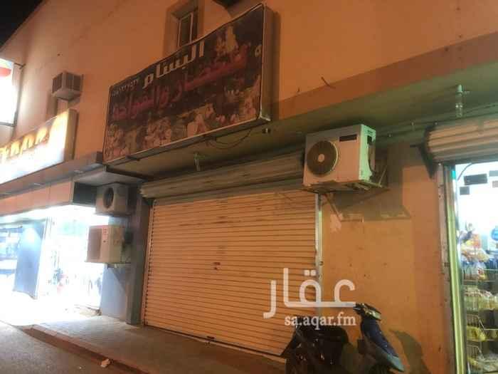 محل للإيجار في طريق الملك سلمان بن عبدالعزيز ، حي الريان ، الخرج