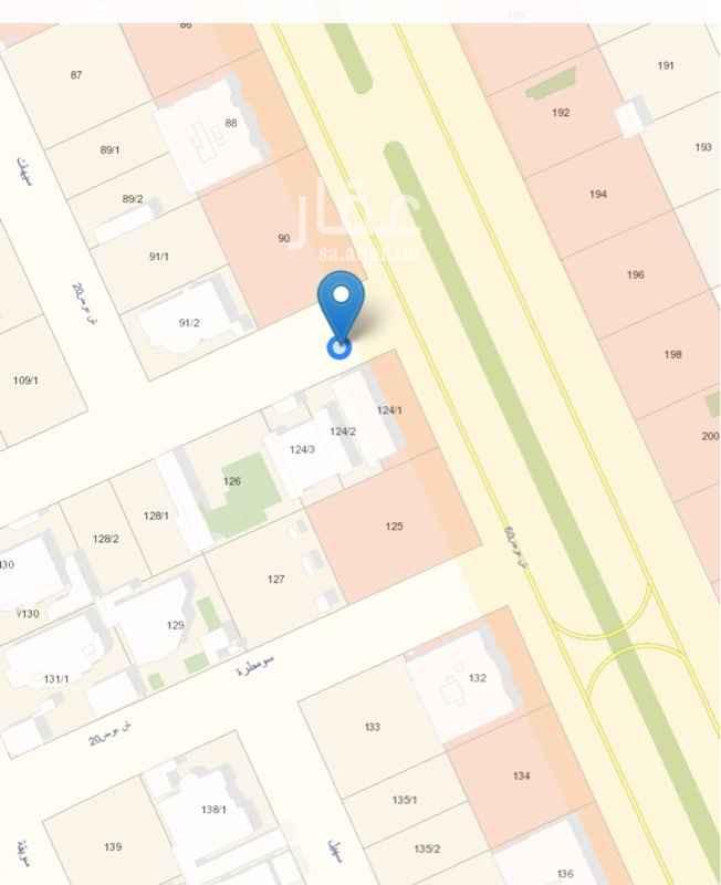 أرض للبيع في شارع محمد عمر زبير ، حي العوالي ، الرياض ، الرياض