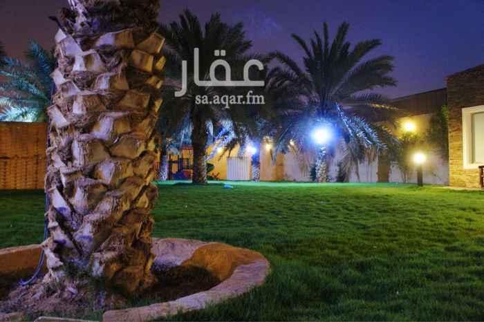 استراحة للإيجار في شارع عبدالله بن فريان ، حي السلي ، الرياض