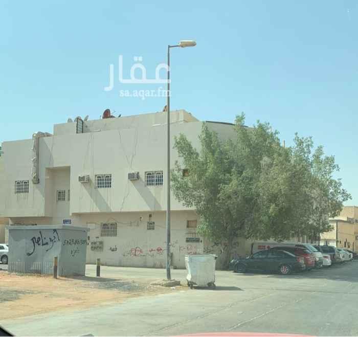 عمارة للبيع في شارع قاسم بن سعيد ، حي الجرادية ، الرياض ، الرياض