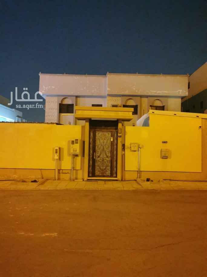 فيلا للبيع في شارع الشيخ محمد الشويعر ، حي ظهرة البديعة ، الرياض ، الرياض