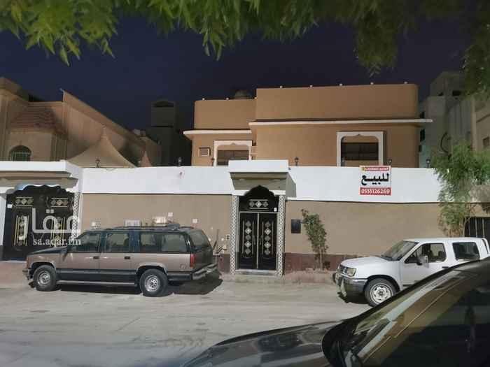 فيلا للبيع في شارع عامر الانصاري ، حي الزهرة ، الرياض ، الرياض