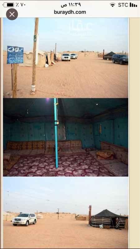 مخيم للإيجار في عسيلان