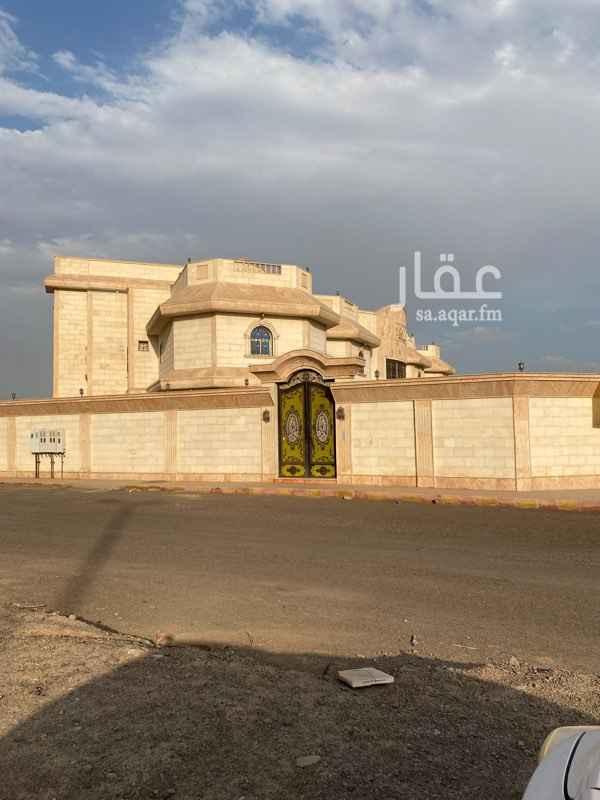 فيلا للإيجار في شارع يزيد بن سلمة الجعفي ، حي الدفاع ، المدينة المنورة ، المدينة المنورة