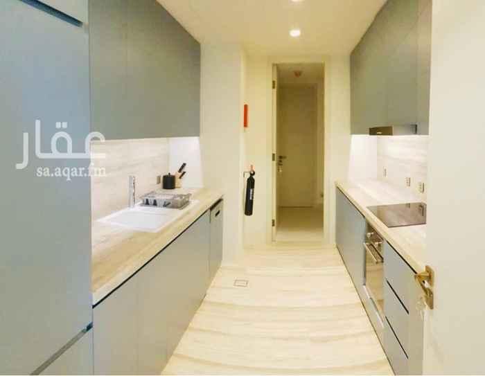 شقة للإيجار في طريق الملك فهد الفرعي ، حي العليا ، الرياض