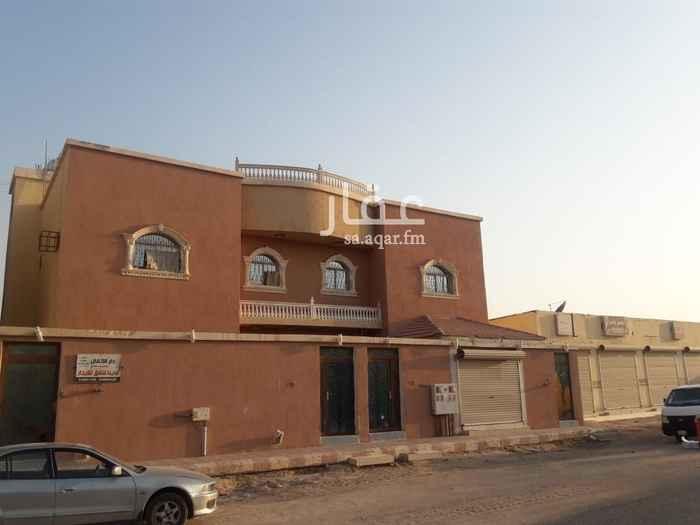 شقة للإيجار في شارع ابن القيم الجوزية ، حي المحمدية ، حفر الباطن