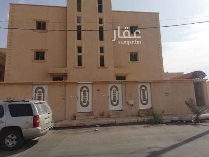 شقة للإيجار في شارع مصعب بن عمير ، حي المحمدية ، حفر الباطن