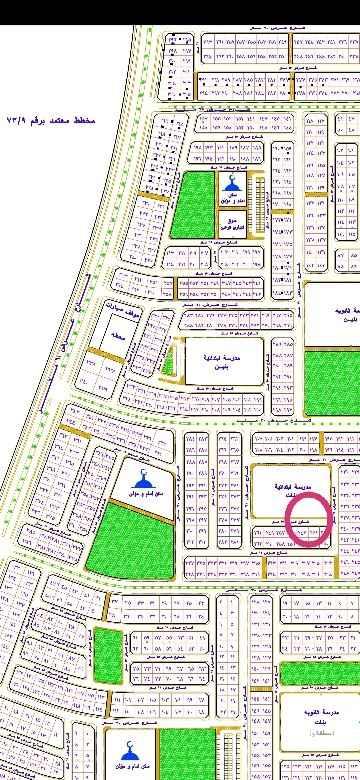 أرض للبيع في حي اليرموك ، حفر الباطن ، حفر الباطن