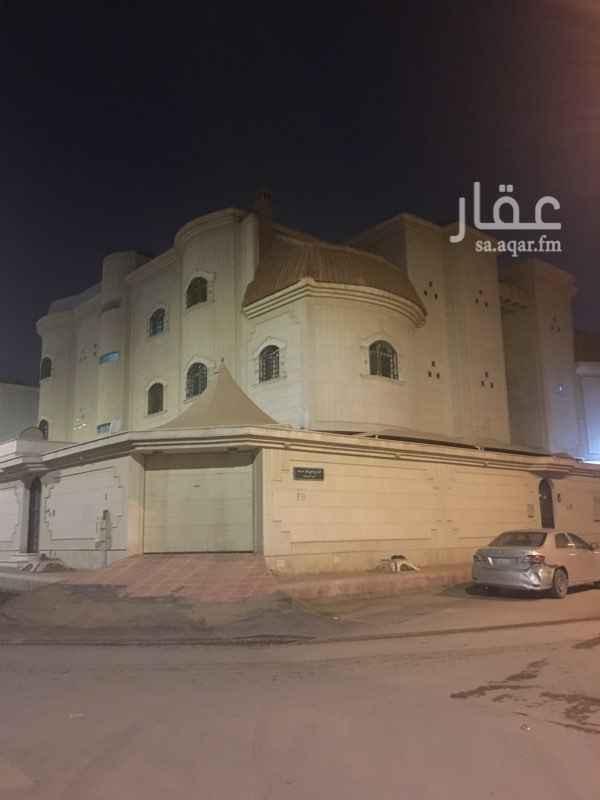 دور للإيجار في شارع وادي ابوعرب ، حي العزيزية ، الرياض