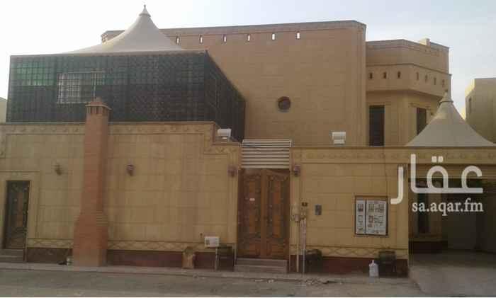 فيلا للإيجار في شارع القبة, اشبيلية, الرياض