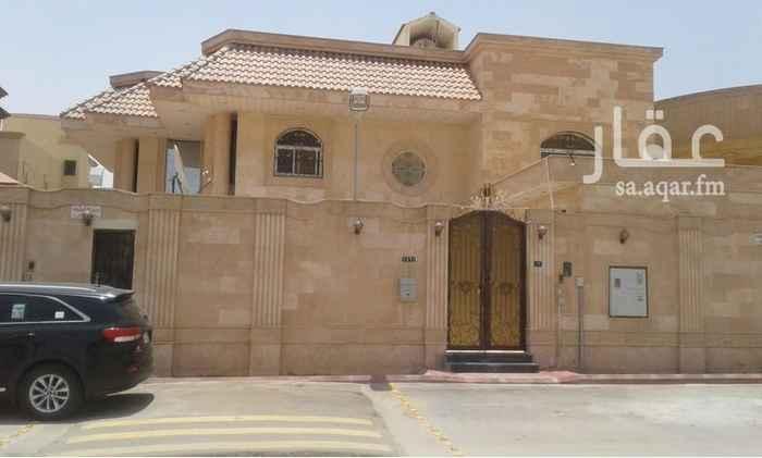 فيلا للبيع في شارع زين بن عمير ، حي اشبيلية ، الرياض ، الرياض
