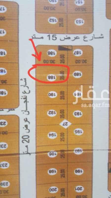 أرض للبيع في شارع نفجان ، حي القدس ، الرياض