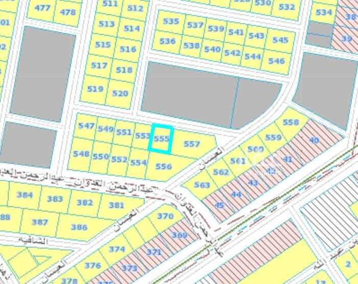 أرض للبيع في حي القدس ، الرياض